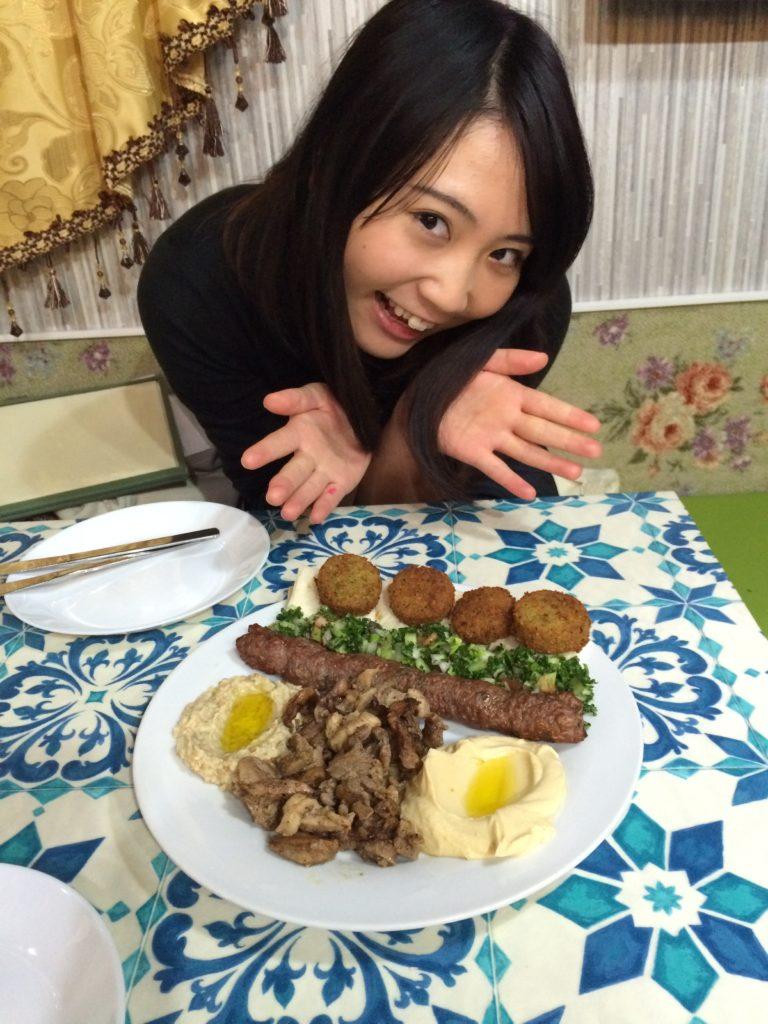 アリーズキッチン@心斎橋(アラブ料理)