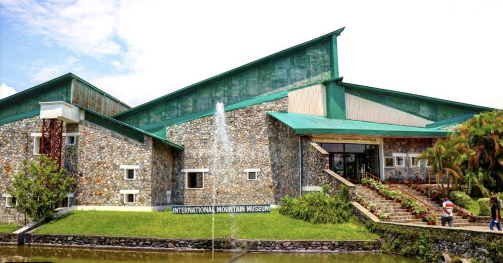 国際山岳博物館